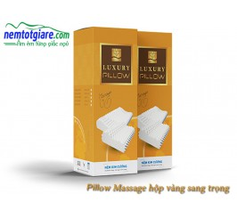 Gối Luxury Pillow massage