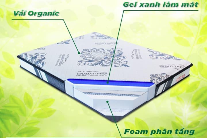 Nguyên liệu sản xuất nệm Lò xo Vinamattress