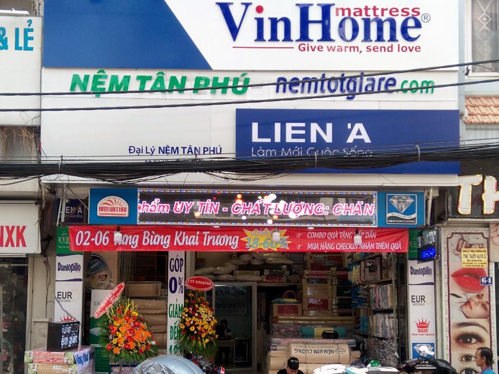 Nệm Tân Phú Chi Nhánh Ba Vân