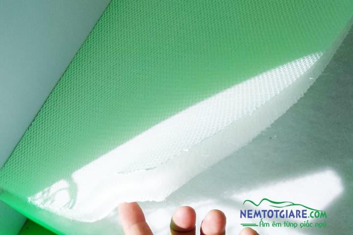 Vải thủy tinh 3D kháng cháy dùng trong nệm vinacoil deluxe