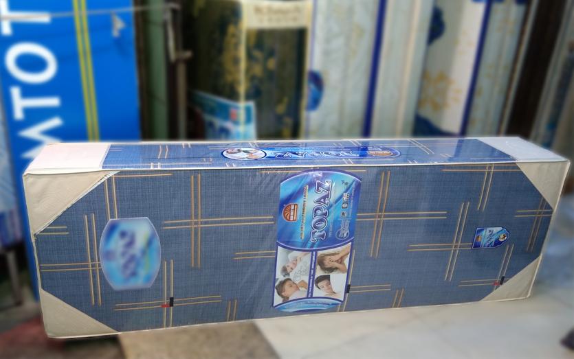 Nệm bông ép Topaz 1m6 giá rẻ nhất